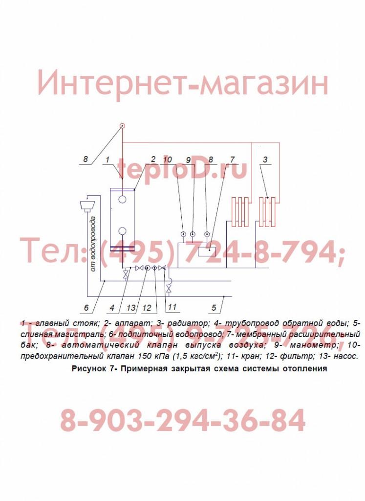 котел Siberia 11 - г.